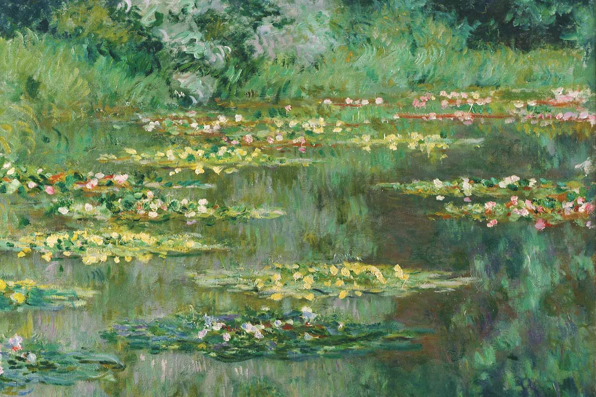 Claude Monet Le Bassin des Nympheas 1904 Denver Art Museum
