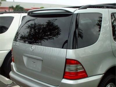 Mercedes Ml W163 Wing Rear Wing Rear Spoiler Boot