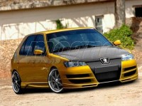 Peugeot 306 M-Style Side Skirts
