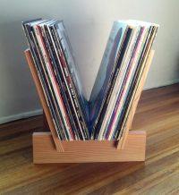 LP Record RackSo Simple, So Sweet
