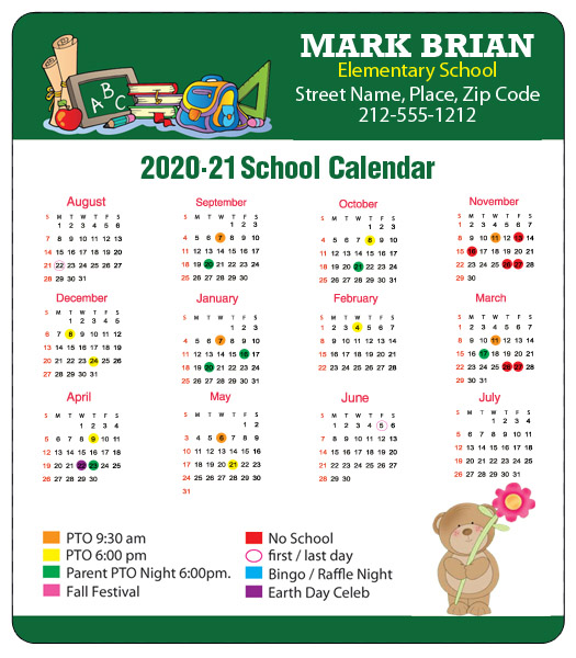 Sample School Calendar Fabulous Schedule In Pdf And Word Format The