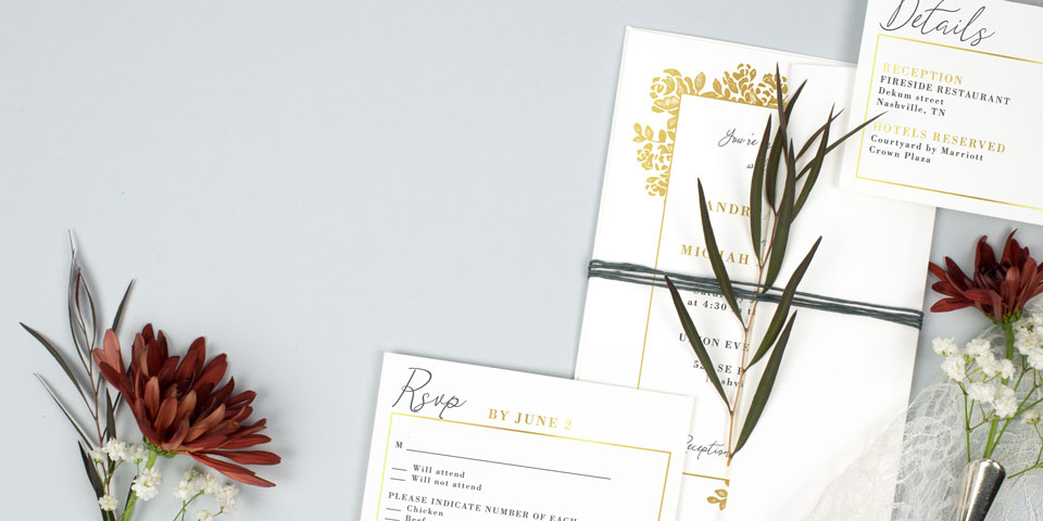 Wedding Invitations 100 Free Customized Samples