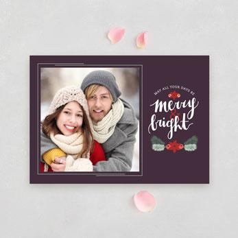 MagnetStreet - christmas cards sample