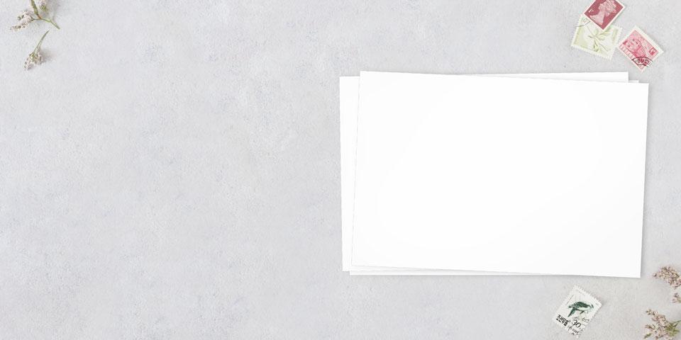 Envelopes for Wedding Stationery