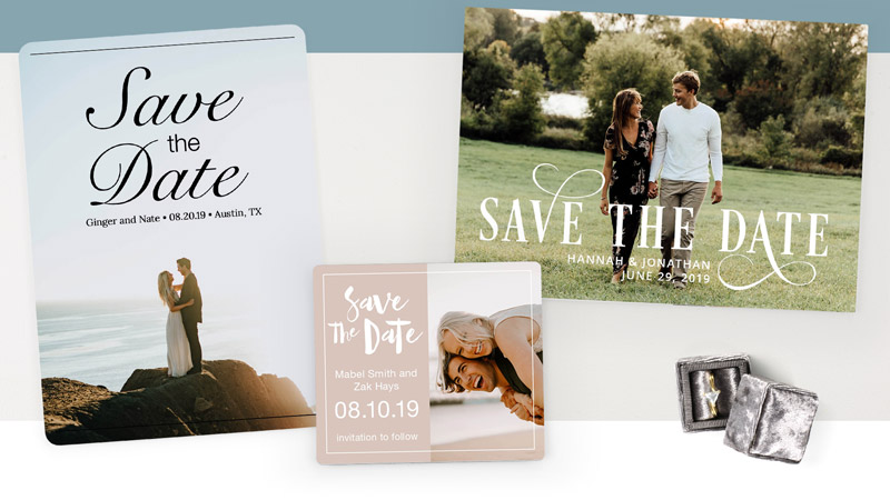 Save Money on your Save the Dates
