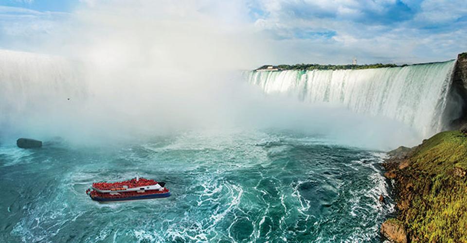 Niagara Falls At Night Wallpaper Niagara S Best Tour Niagara Falls Tours