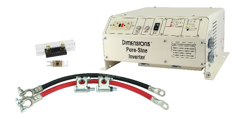 Power Inverter Installation Magnum Dimensions
