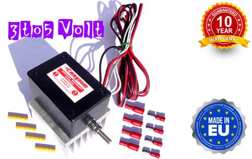 Daihatsu Atrai 7 MAGNUM O2 Sensor Simulator To 3 Or 5 Volt 4-wire