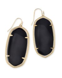 KENDRA SCOTT DANIELLE EARRINGS IN GOLD | Magpies Gifts