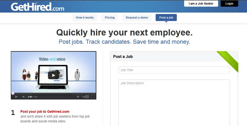 Top 5 Video Resume Websites for Online Job Seekers MagPress - Video Resume Website