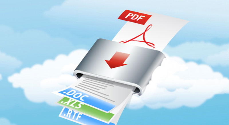 DocsZone - Create and Convert PDF Files Online MagPress - Convert File To Pdf