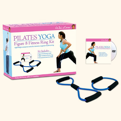 Figure 8 Fitness Ring Kit by Wai Lana