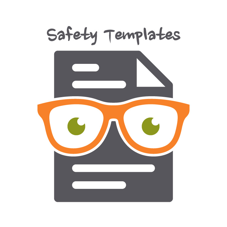 WORK HEALTH AND SAFETY, SAFETY TEMPLATES