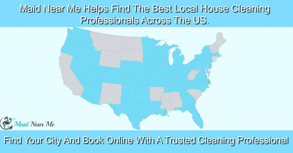 Maid Near Me Book Trusted Cleaners Near You Today!