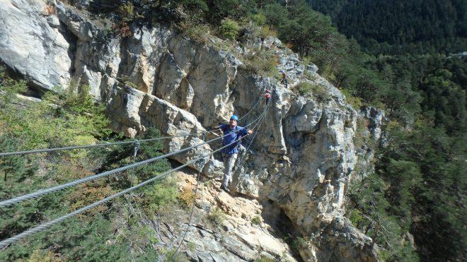 The nepalese bridge