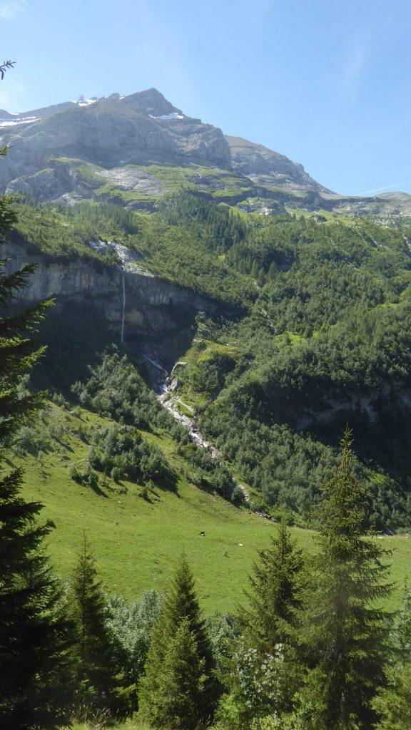 Via Ferrata de La Cascade