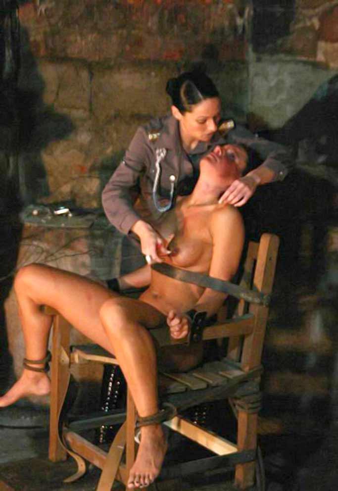 Bondage inquisition links question not