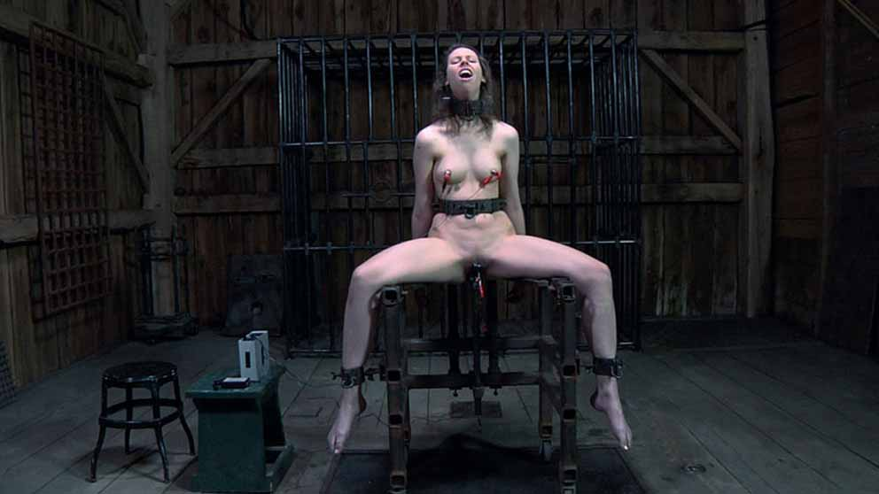 female sex torture interrogation
