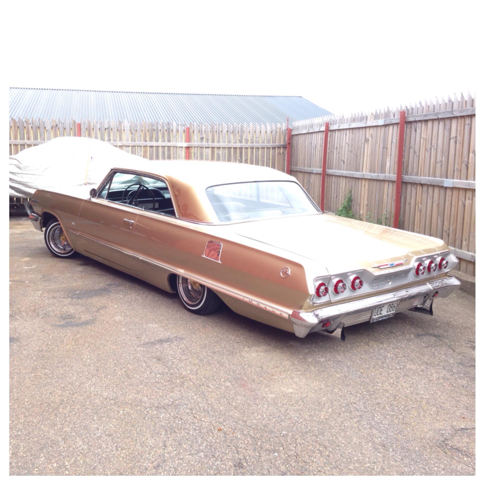 1963 Impala project
