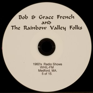 CD-0344, Rainbow Valley Boys _ Sweetheart, Live Radio, Disk 5