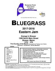 BMAM Eastern Jam