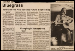 NEWS-0907, Salty Dog Festival Story, 1980