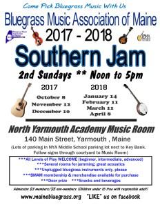 BMAM Southern Jam