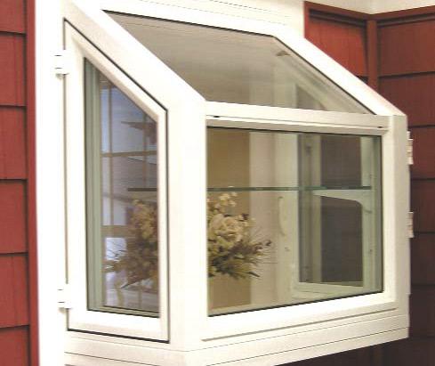 Vinyl Windows: Vinyl Garden Windows
