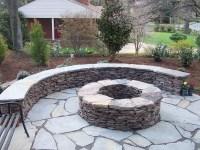 Large Natural Stone Fire Pit | Joy Studio Design Gallery ...