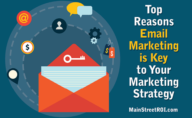 Top 10 Reasons Email Marketing Is Key to Your Marketing Strategy