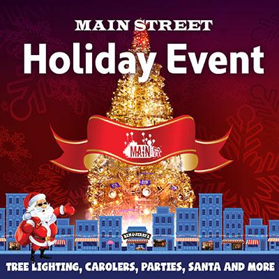 2019 Calendar - Main Street, Santa Monica
