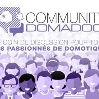 Une nouvelle communauté Domotique voit le jour !