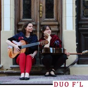 Duo F'L - Floriane et Lucie, le 2 juillet 2016 à 20h