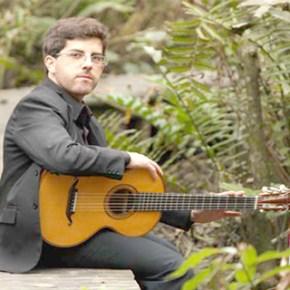 Marcos Pablo Dalmacio, Concert de Guitare le 23 septembre 2016 à 20h