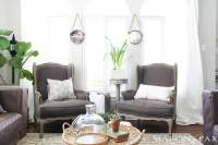 Spring Living Room Decorating Ideas - Maison de Pax