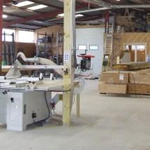 atelier fabrication maison ossature bois