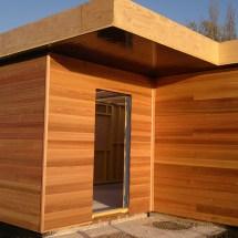 extension ossature bois red cedar bruay la buissière