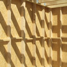 mur ossature bois arras