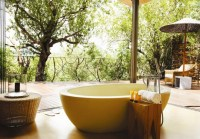 10 NATURE INSPIRED BATHROOM DESIGNS | Inspiration and ...