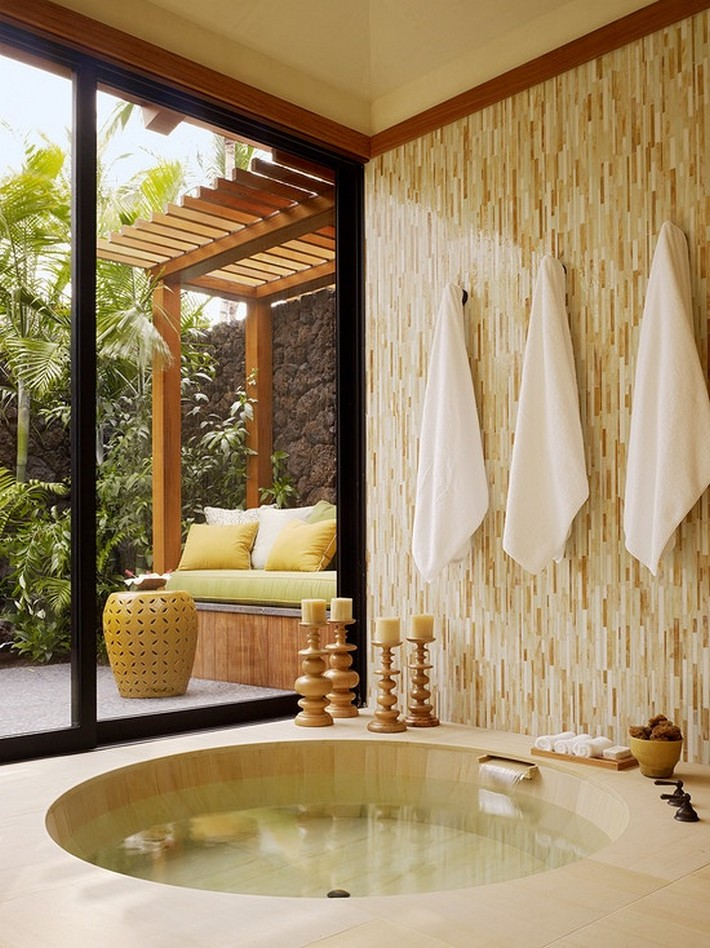 Outdoor Spa Ideas For Your Home Inspiration and Ideas from - spa ideas for home