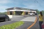 Construction d'une pharmacie à Landouge (87)