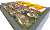 Construction de 16 pavillons locatifs sociaux à Rilhac-Rancon (87)