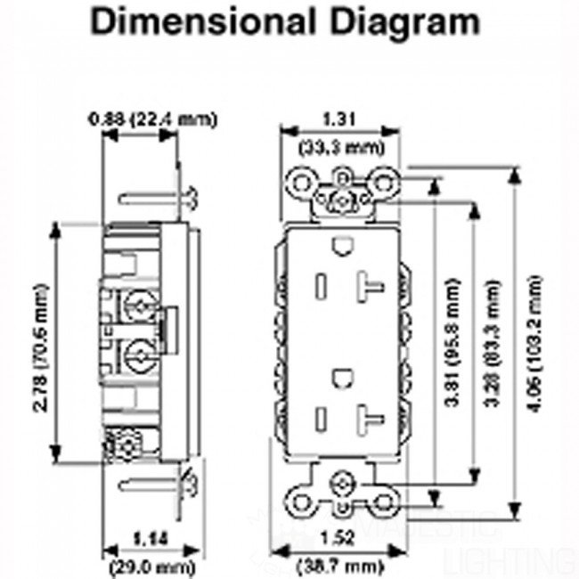 220v receptacle wiring diagram