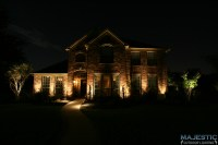Keller and Dallas, TX Home Exterior Lighting Gallery