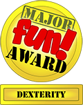 Mjajor Fun Award
