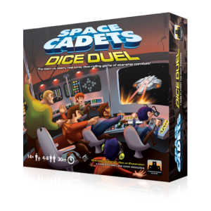 space cadets box