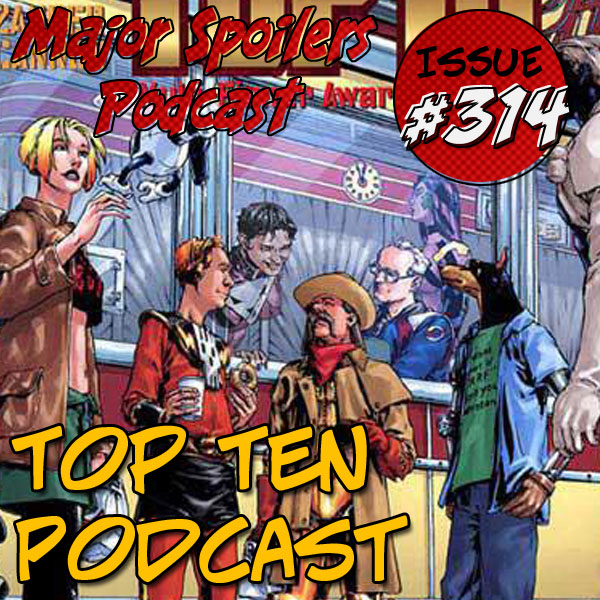 Alan Moore's Top Ten