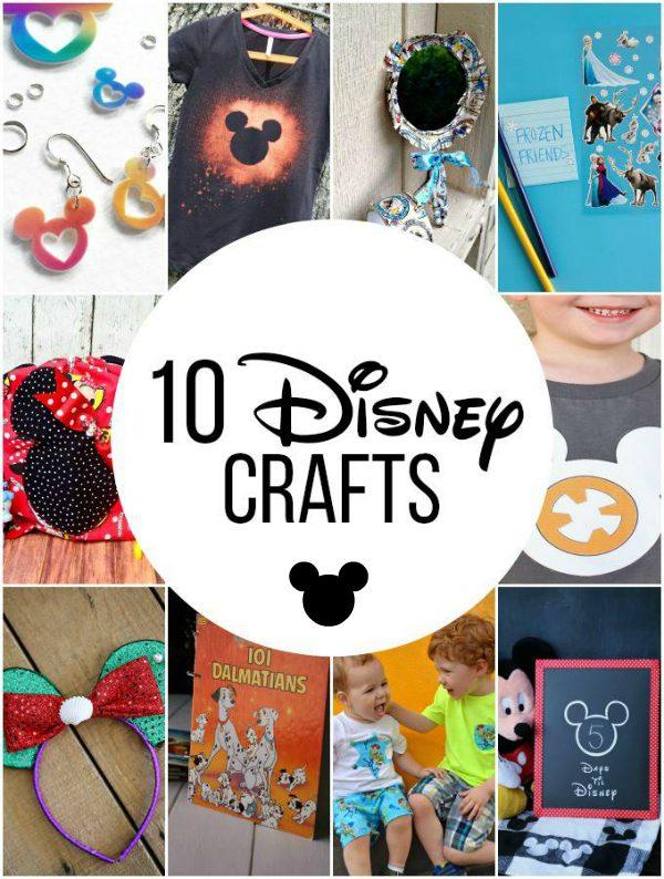 disney arts and crafts for preschoolers