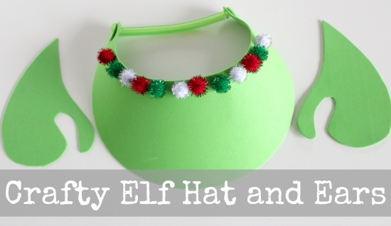 Holiday ABC Series E is for Elf Make and Takes