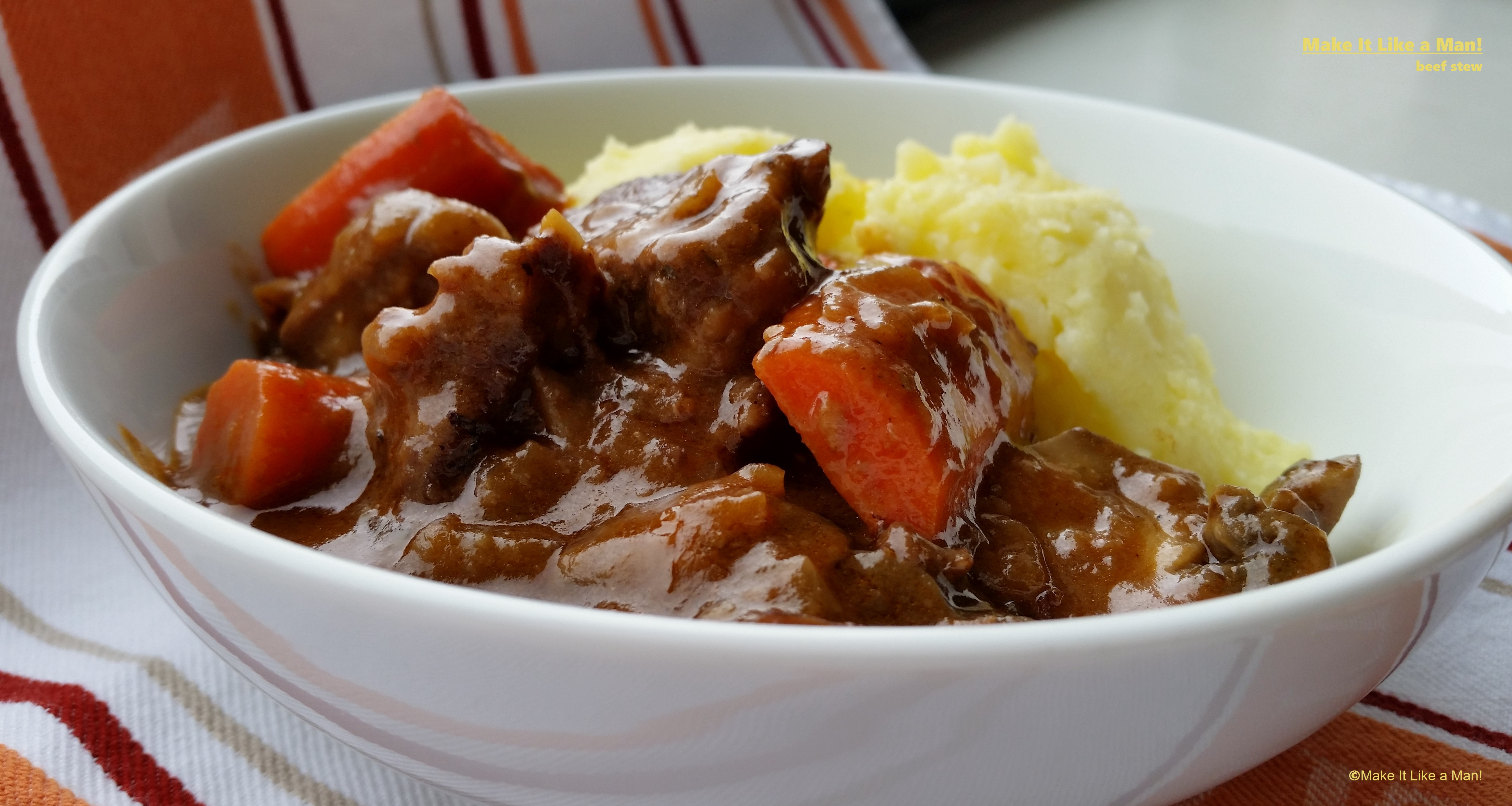 When choosing a beer to use for this beef and beer stew , choose one ...